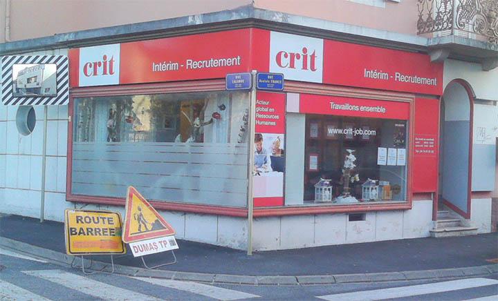 Agence CRIT OYONNAX