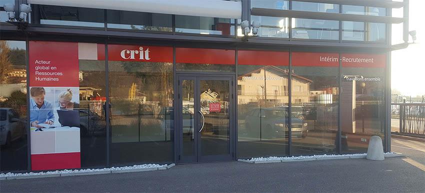 Agence CRIT BRIGNAIS