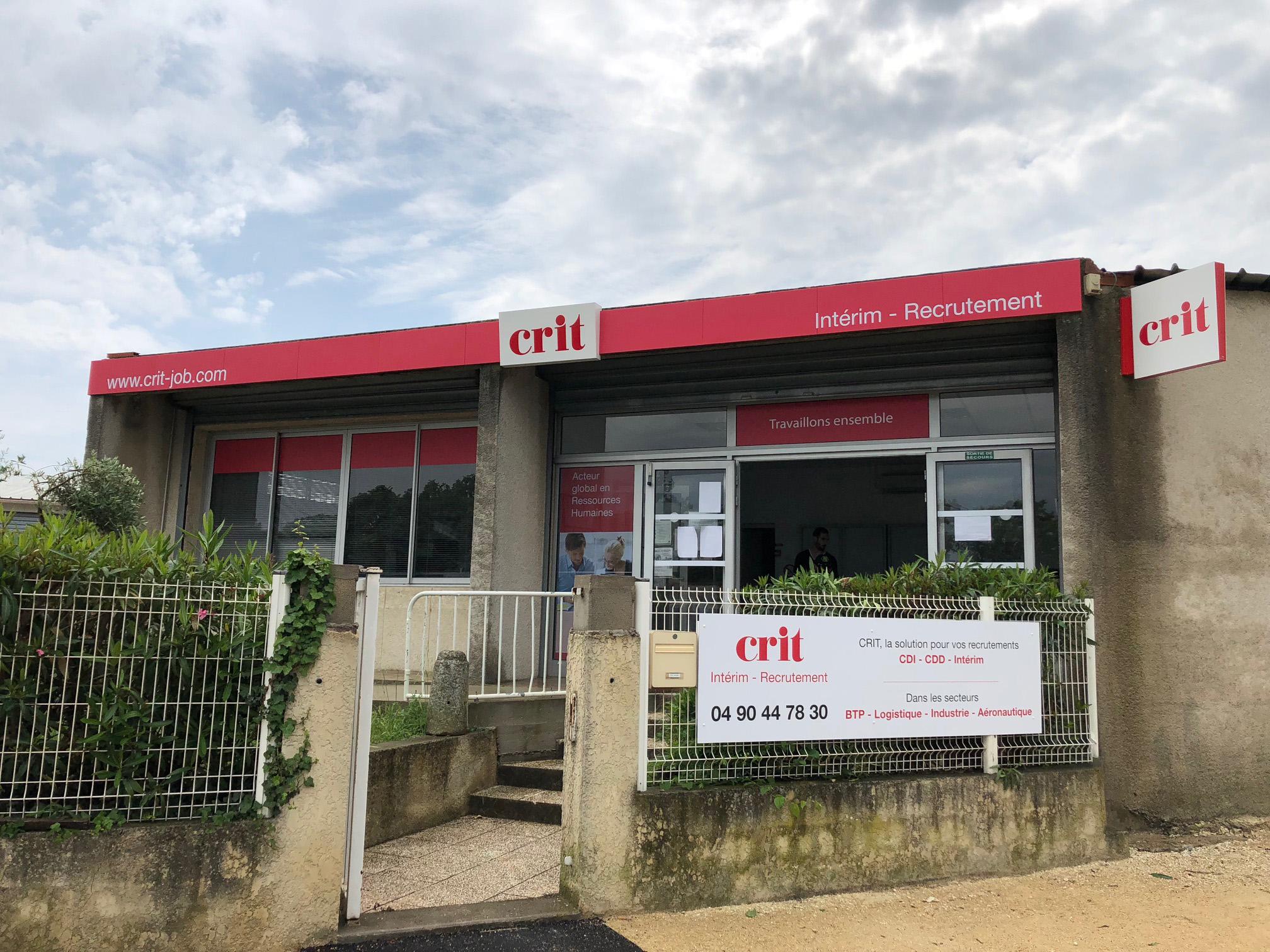 Agence CRIT MIRAMAS