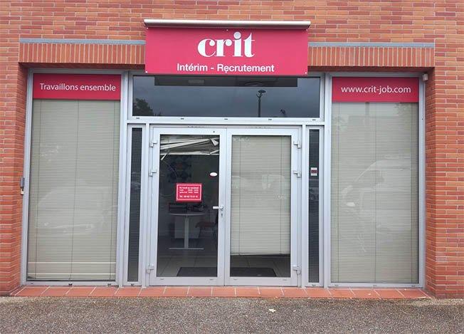 Agence CRIT TOULOUSE Transport-Logistique
