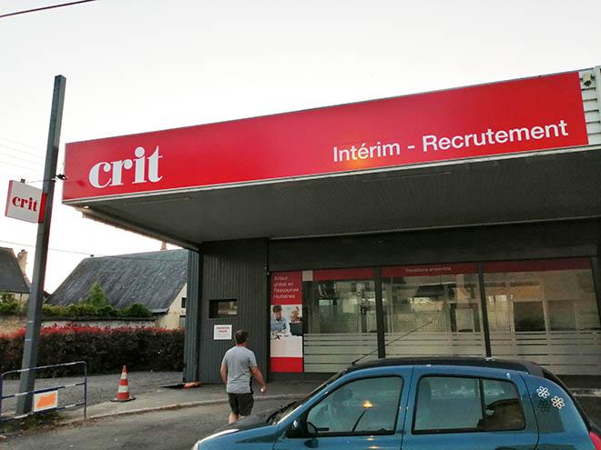 Agence CRIT ARGENTAN