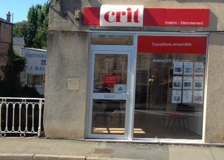 Agence CRIT SABLE SUR SARTHE
