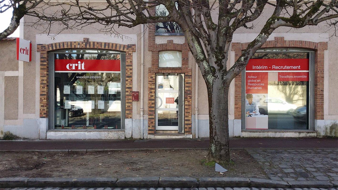 Agence CRIT FONTAINEBLEAU