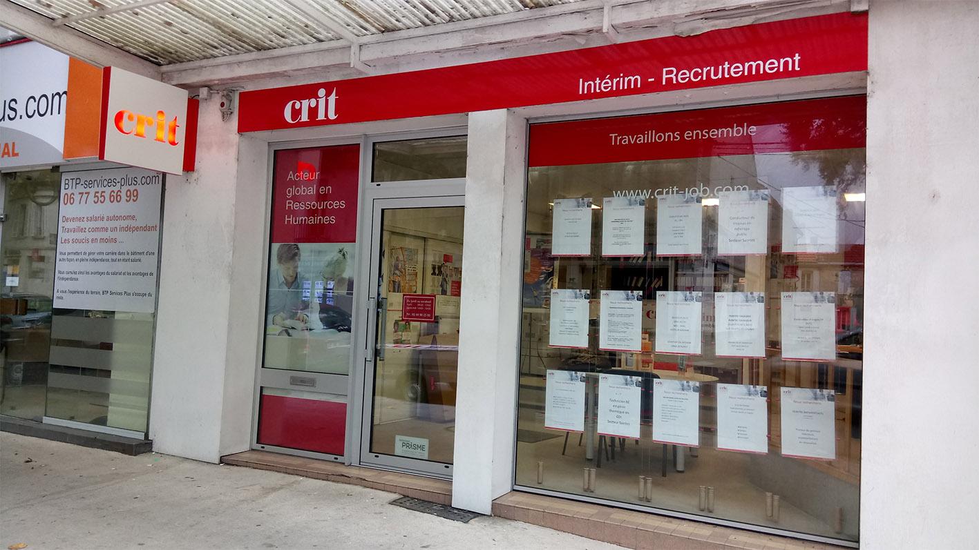 Agence CRIT SAINTES