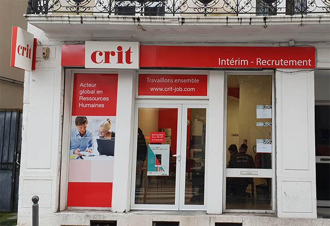 Agence CRIT DAX