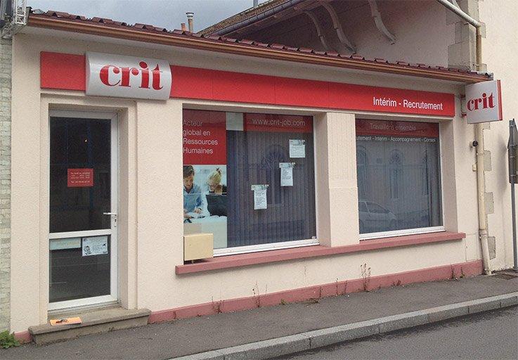 Agence CRIT REMIREMONT