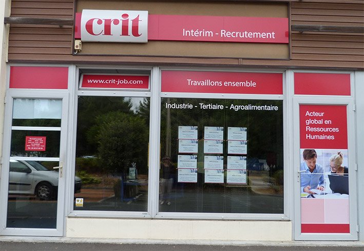 Agence CRIT LA ROCHELLE Industrie Transp-Log