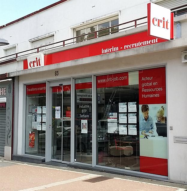 Agence CRIT MAUBEUGE