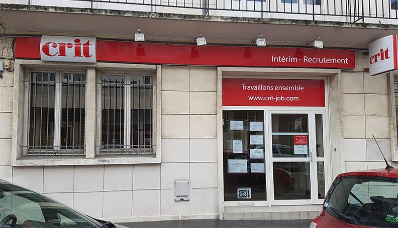 Agence CRIT LE HAVRE Recrutement