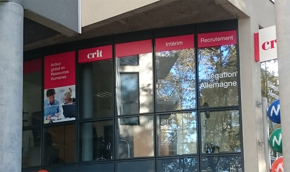 Agence CRIT MULHOUSE (Détachement en Allemagne)
