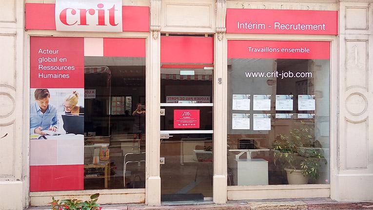 Agence CRIT AUXONNE