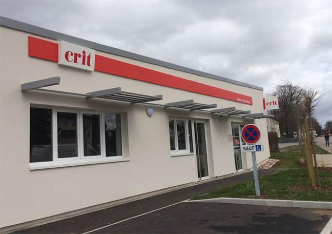 Agence CRIT EPINAL Tertiaire