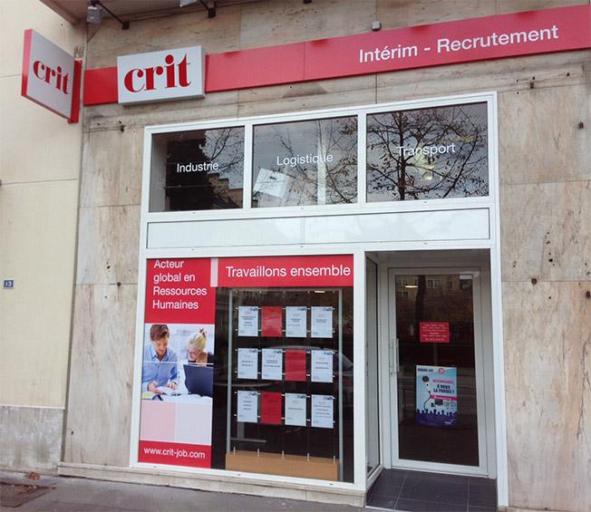 Agence CRIT MONDEVILLE
