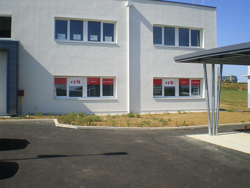Agence CRIT VESOUL Industrie Automobile