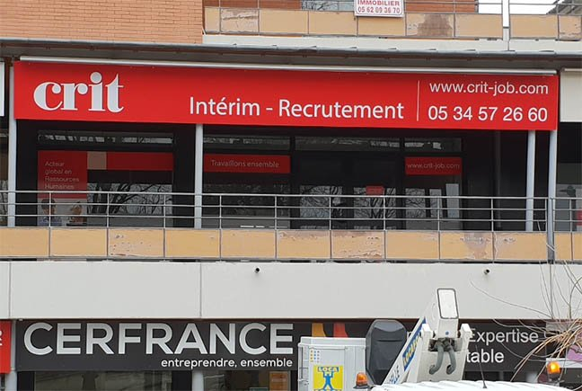 Agence CRIT L'UNION