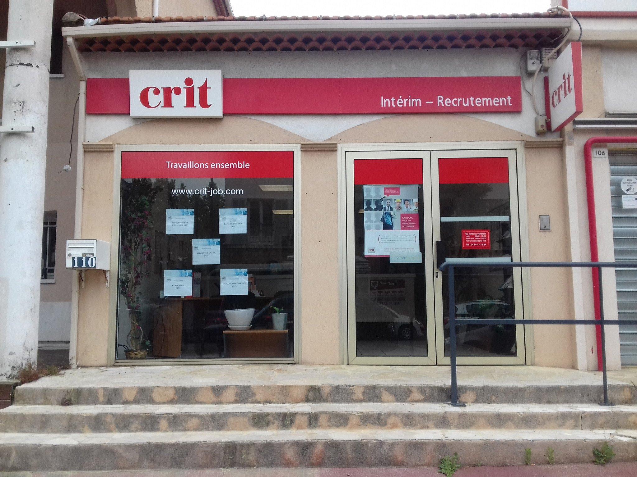 Agence CRIT FREJUS