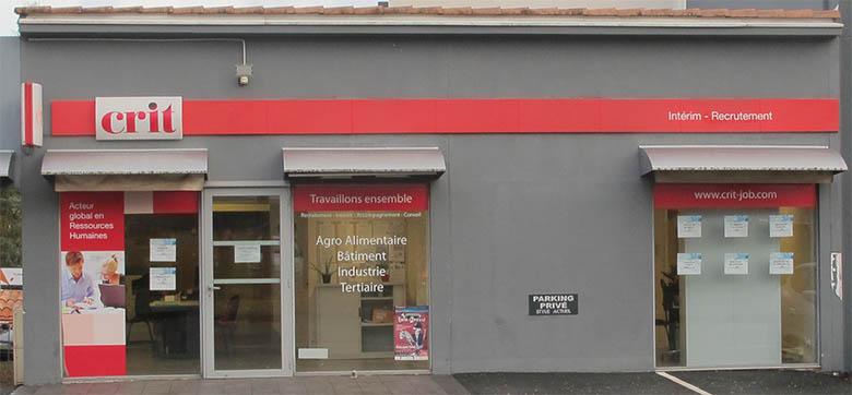 Agence CRIT LA-ROCHE-SUR-YON