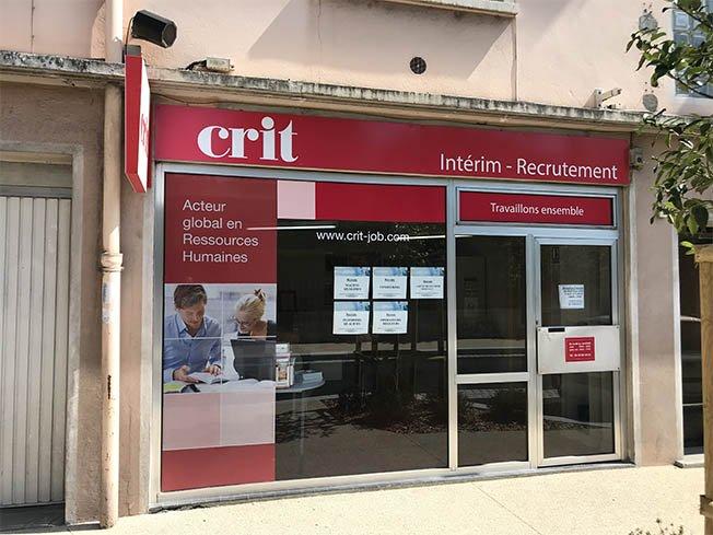 Agence CRIT BELLEGARDE