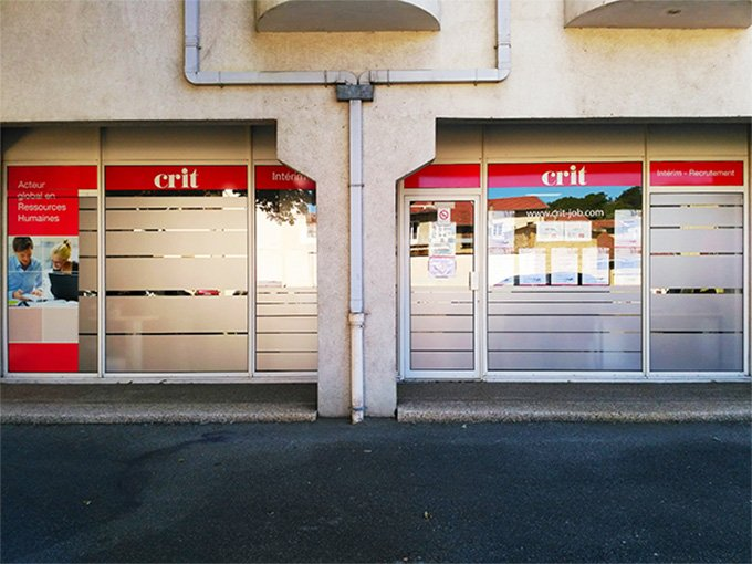 Agence CRIT PEAGE-DU-ROUSSILLON