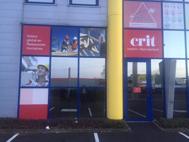 Agence CRIT CLERMONT-FERRAND BTP