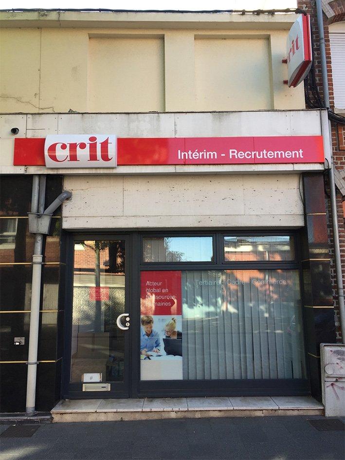 Agence CRIT VALENCIENNES Tertiaire