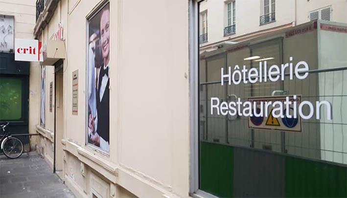 Agence CRIT PARIS HOTELLERIE TOURISME