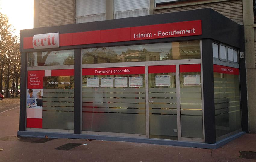 Agence CRIT ROUEN Tertiaire
