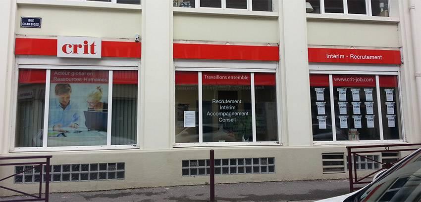 Agence Crit Intérim à BEAUVAIS CRIT BEAUVAIS : Interim, CDD, CDI - 134