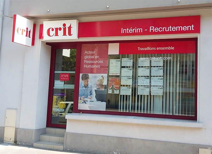 Agence CRIT SAINT NAZAIRE