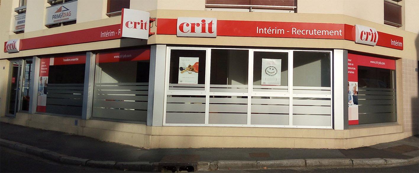 Agence CRIT LAVAL