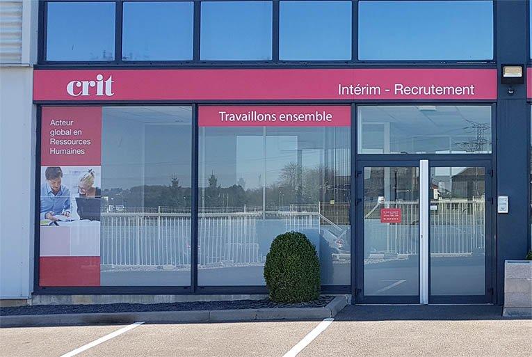 Agence CRIT SAINTE MARIE AUX CHENES