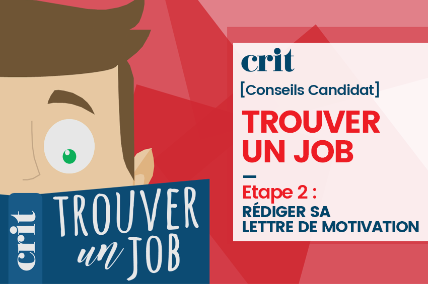 Comment Rédiger Sa Lettre De Motivation Crit Job 71